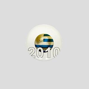 Uruguay World Cup3Bk Mini Button