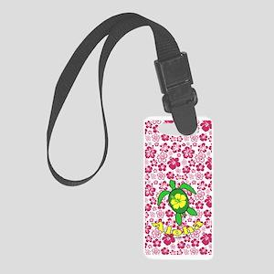 AlohahawaiiTurtleFM Small Luggage Tag