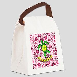 AlohahawaiiTurtleBbt Canvas Lunch Bag