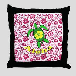 AlohahawaiiTurtleBbt Throw Pillow