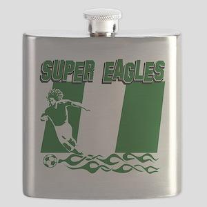 Super Eagles Flask