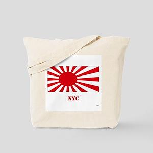 (Japan) Rising Sun NYC Tote Bag