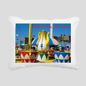 Astroteacafe Rectangular Canvas Pillow