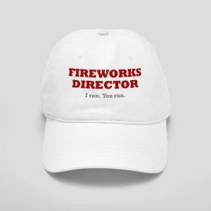 fireworks_director Cap