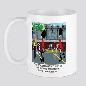Richard the III's Parking Bill Mug