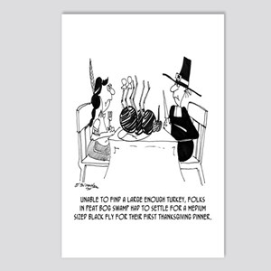Thanksgiving Black Fly Postcards (Package of 8)