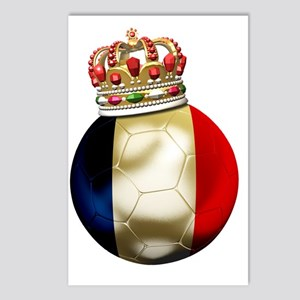 France World Cup7 Postcards (Package of 8)