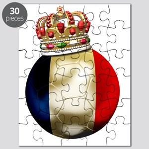 France World Cup7 Puzzle
