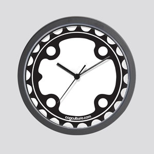 ChainRing Wall Clock