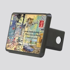 postcard1 Rectangular Hitch Cover
