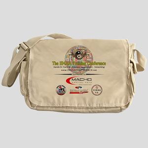 IIMAA_Conference_transparent3 Messenger Bag
