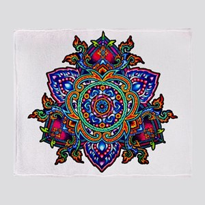CP_Thai triandala Throw Blanket