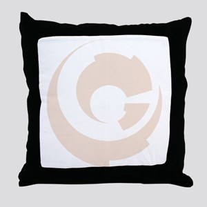 gescom2 Throw Pillow