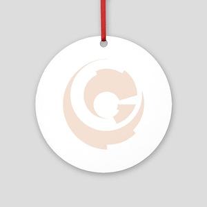 gescom2 Round Ornament