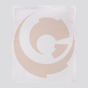 gescom2 Throw Blanket