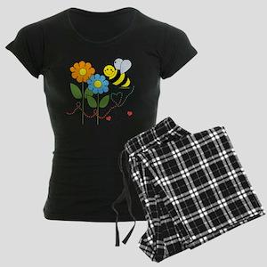 beeflowersbeelove Women's Dark Pajamas