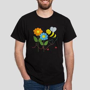 beeflowersbeelove Dark T-Shirt