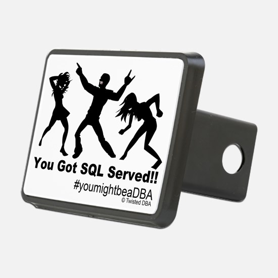 YouGotServed Hitch Cover