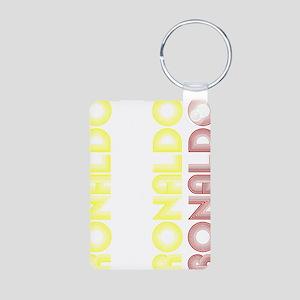 Ronaldo Aluminum Photo Keychain