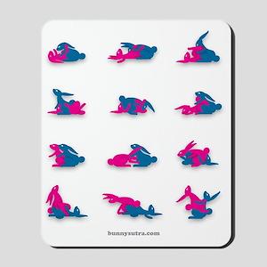 Bunny_ vector_16 Mousepad