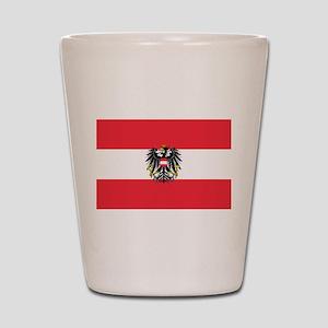 Austria Shot Glass