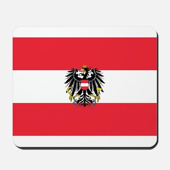 Austria Mousepad
