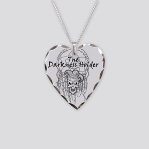 DH Shirt Necklace Heart Charm