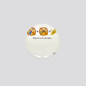 NoScissorsNoGlue Mini Button