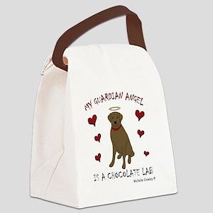 ChocoLab Canvas Lunch Bag