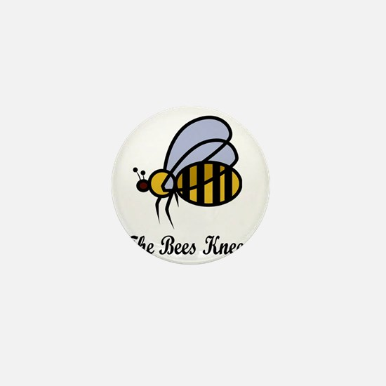 The Bees Knees copy Mini Button