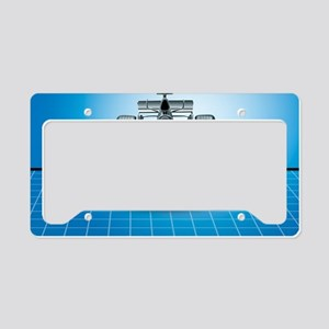 Ultimate Speed Machine - F1 License Plate Holder