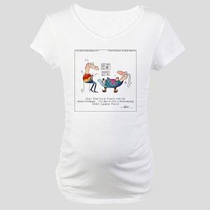 INNER FEELINGS by April McCallum Maternity T-Shirt