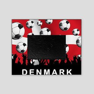 Denmark Football5 Picture Frame
