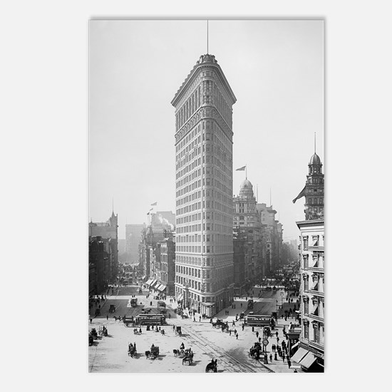 Flatiron Building Postcards (Package of 8)