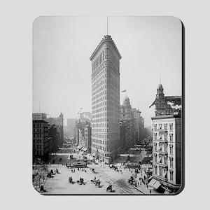Flatiron Building Mousepad