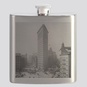 Flatiron Building Flask