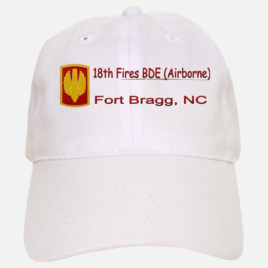 18th Fires BDE bs Baseball Baseball Cap