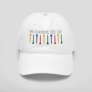 My Favorite tee Cup Cap