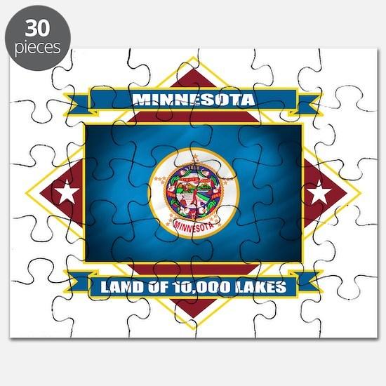 Minnesota diamond Puzzle