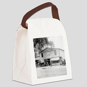 Hyattsville Auto Company Canvas Lunch Bag
