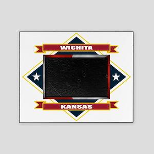 Wichita diamond Picture Frame