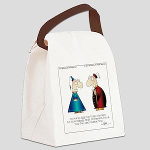 BUBBLE TEA by April McCallum Canvas Lunch Bag
