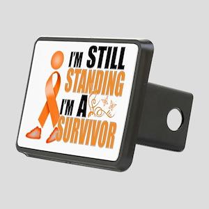 Still Leukemia Survivor Rectangular Hitch Cover