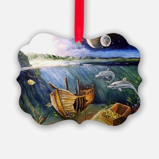 OceanTreasure Ornament