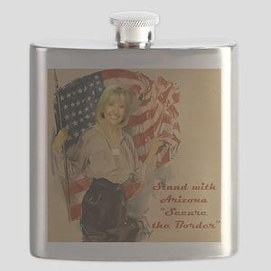 AZ_JB_Secure_Border_12x12 Flask