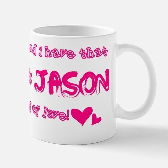 2-sam and jason Mug