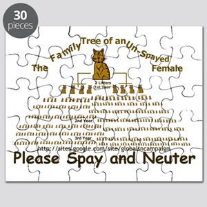 spay-ladder3-cats Puzzle