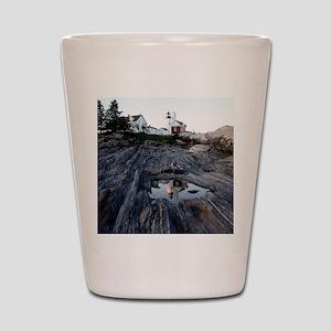 Pemaquid Reflection Shot Glass