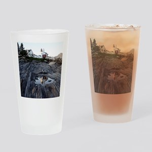 Pemaquid Reflection Drinking Glass