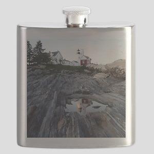 Pemaquid Reflection Flask